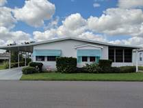 Homes Sold in Lake Pointe Village, Mulberry, Florida $62,975