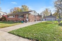 Homes for Sale in Fraser, Michigan $164,900