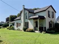 Homes Sold in Wingham, Ontario $259,900