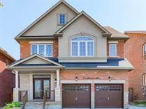 Homes for Sale in Vaughan, Ontario $1,449,900
