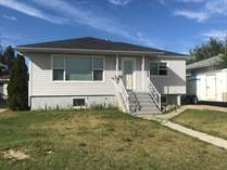 Homes for Sale in SW Hill, Medicine Hat, Alberta $264,800