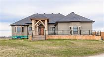 Homes for Sale in Foothills County MD., Rural Foothills County, Alberta $924,900