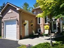 Homes for Sale in Wasaga Central, Wasaga Beach, Ontario $445,900