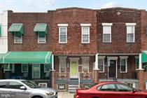 Homes for Sale in Philadelphia, Pennsylvania $160,000
