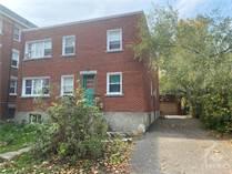 Multifamily Dwellings for Sale in Vanier, Ottawa, Ontario $949,999