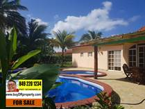 Homes for Sale in Sosua, [Not Specified], Puerto Plata $133,000