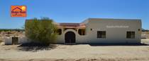 Homes for Sale in El Dorado Ranch, San Felipe, Baja California $149,000