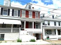 Homes for Sale in South Ward, Tamaqua, Pennsylvania $45,000