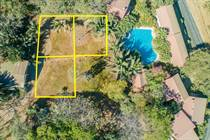Lots and Land for Sale in Nosara, Guanacaste $55,000