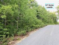 Lots and Land for Sale in Milton, Nova Scotia $18,000