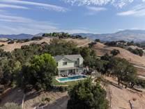 Homes for Sale in Woodstock Ranch, Santa Ynez, California $2,495,000