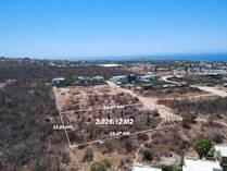 Lots and Land for Sale in Cabo San Lucas, Baja California Sur $294,000