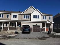 Homes for Rent/Lease in Chapel Hill South, Ottawa, Ontario $2,000 monthly