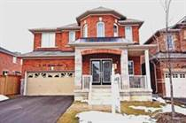 Homes for Sale in Sandalwood/Bramalea, Brampton, Ontario $1,049,000