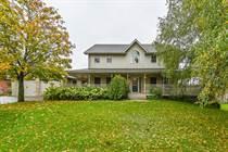 Homes Sold in Fergus, Ontario $899,900