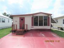 Homes for Sale in HILLCREST RV PARK, Zephyrhills, Florida $15,000