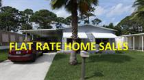 Homes for Sale in Spanish Lakes Country Club, Fort Pierce, Florida $6,995