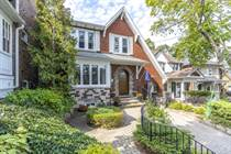 Homes Sold in Bloor/Runnymede, Toronto, Ontario $1,850,000
