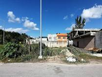 Lots and Land for Sale in Ejido, Playa del Carmen, Quintana Roo $49,000