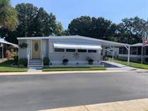 Homes for Sale in Honeyvine MHP, Largo, Florida $69,900