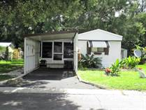 Homes for Sale in Three Seasons Mobile Home Park, Brooksville, Florida $23,500