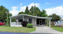 Homes for Sale in Fishermans Cove, Dade City, Florida $32,500
