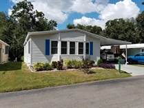 Homes for Sale in Kingswood, Riverview, Florida $67,500