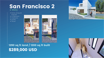 Homes for Sale in Plaza Del Mar, Playas de Rosarito, Baja California $289,000