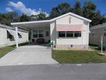 Homes for Sale in FOREST LAKE RV ESTATE, Zephyrhills, Florida $33,000