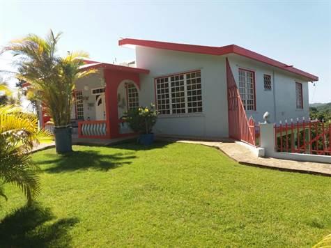 Home for Sale in Bo  Naranjo, Moca, Puerto Rico $170,000