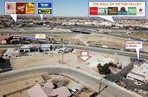 Commercial Real Estate for Sale in Hesperia, California $1,600,000