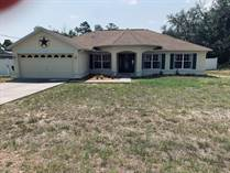 Homes for Sale in Royal Highlands Unit 4, Weeki Wachee, Florida $214,900