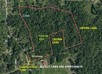 Lots and Land Sold in Whitney, Ontario $104,900