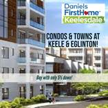 Homes for Sale in Keele/Eglinton, Toronto, Ontario $400,000