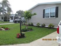 Homes for Sale in Pinelake Gardens and Estates, Stuart, Florida $73,000