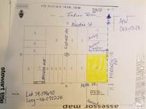 Lots and Land for Sale in California, 29 Palms, California $35,000