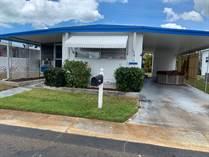 Homes Sold in Honeymoon MHP, Dunedin, Florida $35,000