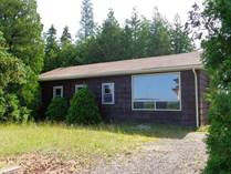 Recreational Land for Sale in St. Edmunds Township, Tobermory, Ontario $330,000