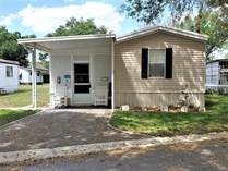 Homes for Sale in Three Seasons Mobile Home Park, Brooksville, Florida $32,500