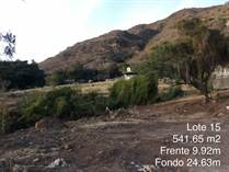 Lots and Land for Sale in San Juan Cosala, Jocotepec, Jalisco $96,300