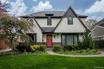 Homes for Sale in Birmingham, Michigan $799,000