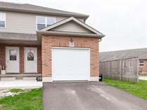 Homes Sold in Ingersoll, Ontario $299,900
