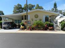 Homes Sold in Island In The Sun, Clearwater, Florida $63,500