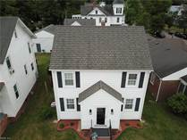 Homes for Sale in Portsmouth, Virginia $249,900
