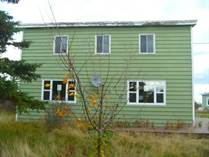 Homes for Sale in Newfoundland, Small Point, Newfoundland and Labrador $33,900