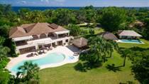 Homes for Sale in Punta Aguila , Casa De Campo, La Romana $3,300,000