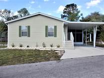 Homes for Sale in The Reserve at Homosassa Springs, Homosassa Springs, Florida $56,000