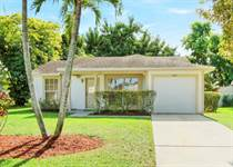 Homes for Sale in Waterchase, Boynton Beach, Florida $249,000