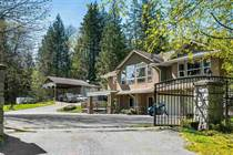 Homes for Sale in Stave Falls, Mission, British Columbia $1,999,000