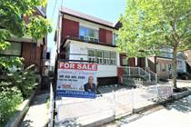 Homes Sold in Bloor/Lansdowne, Toronto, Ontario $769,900